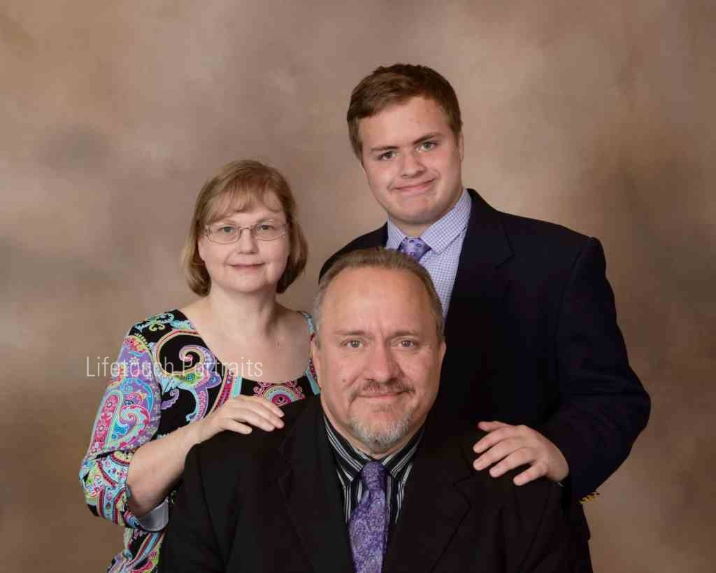 2019-09-23 Sidney Stone family pic